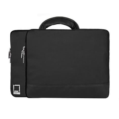Lencca DIVISIO Top Handle Laptop Sleeve and Briefcase