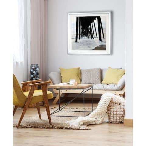Belmar Pier II -Framed Giclee Print