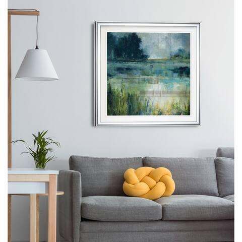 Reflections Edge -Framed Giclee Print