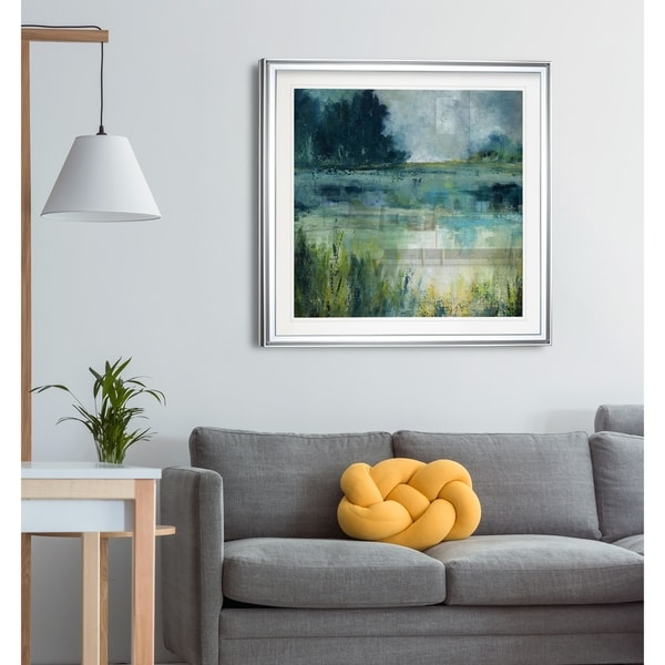 Reflections Edge -Framed Giclee Print. Opens flyout.