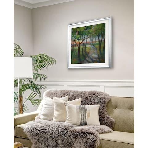 Evening Path -Framed Giclee Print