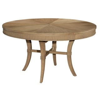 Link to Hekman Furniture Urban Retreat Natural Wood Round Kitchen Dining Table Similar Items in Dining Room & Bar Furniture