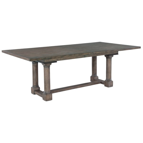 Hekman Furniture Lincoln Park Kitchen Dining Table - 30 inches high x 86 inches wide x 44 inches deep. Opens flyout.