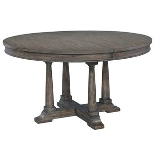 Link to Hekman Furniture Lincoln Park Wood Round Kitchen Dining Table Similar Items in Dining Room & Bar Furniture