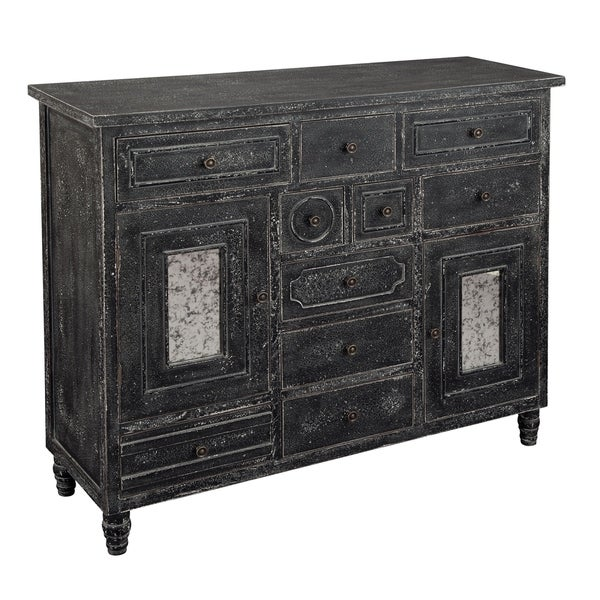 Hekman Accents Distressed Modern Chic Glam Contemporary Wood Hall Chest Dresser Nightstand Of Drawers Free Shipping Today