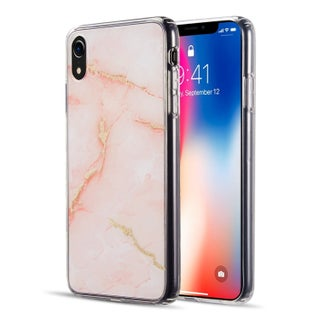 Iphone XR The Sparkling Marble Series Imd Soft Tpu Case