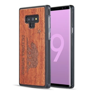 Samsung Galaxy Note 9 Timber Real Wood Series Fusion Tpu Case