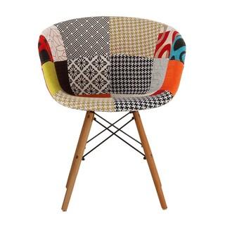 Danish Modern Upholstery Side Chair