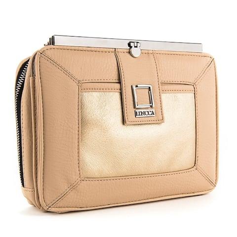 Lencca ESVIVINA Crossbody Wallet Clutch