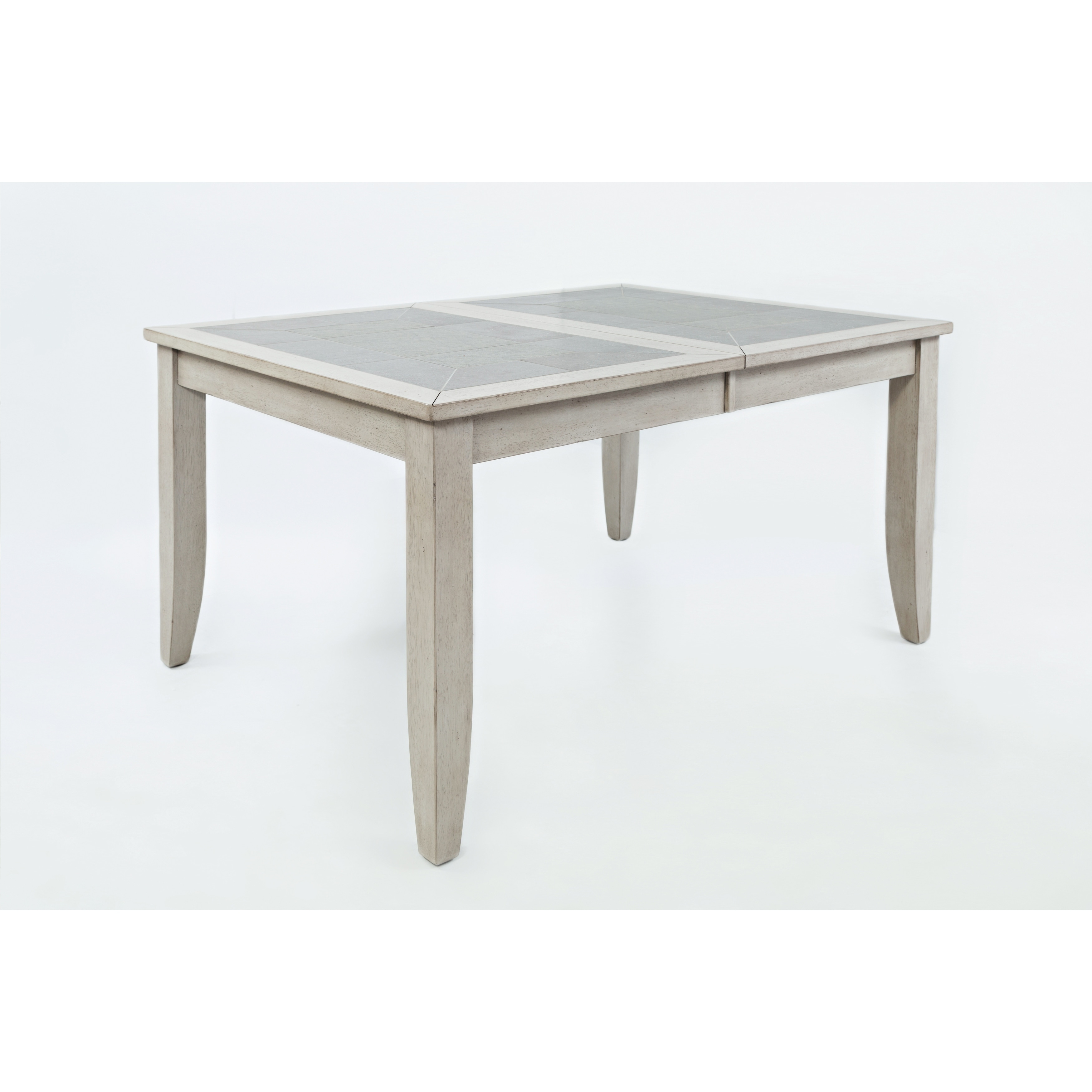 Wooden Extension Dining Table With