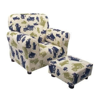 Buy Chair Amp Ottoman Sets Kids Amp Toddler Chairs Online At