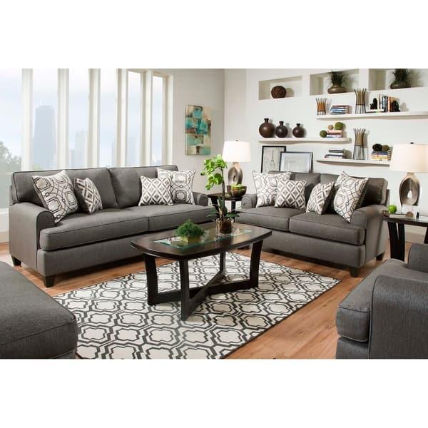 Shop Shadwell Sofa (Cream/ Grey/ Light Grey/ Blue Grey ...