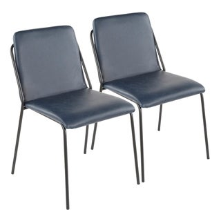 Link to Carbon Loft Shales Industrial Chair (Set of 2) Similar Items in Accent Chairs