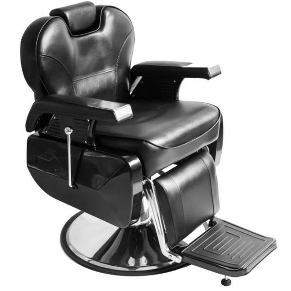 Taft Barber Chair For Barbershop Beauty Salon And All Purpose Styling Furniture Overstock 24238667