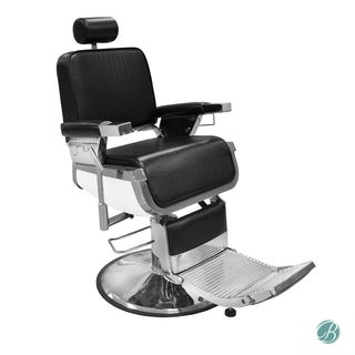 Lincoln Barber Chair Heavy Duty All Purpose Hydraulic Reclining Barber Chair