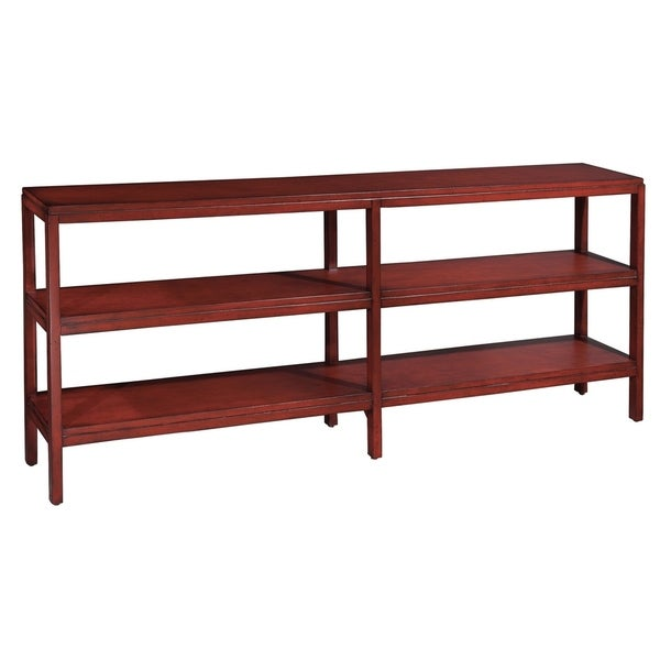 Shop Hekman Furniture Special Reserve Wood Sofa Table