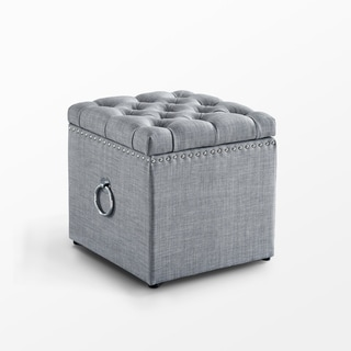 Admirable Buy Square Ottomans Storage Ottomans Online At Overstock Theyellowbook Wood Chair Design Ideas Theyellowbookinfo