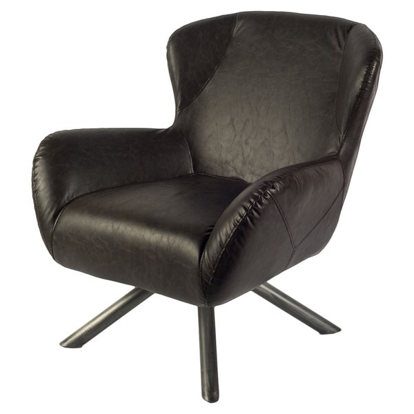 Mercana Udall II Black Chair