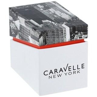 Caravelle New York Melissa Ladies' Chronograph Watch 43L171 -  Overstock