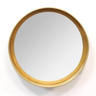 Stratton Home Decor Camila Mirror - Grey - A/N