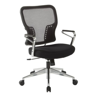 Padded Mesh Seat Chair