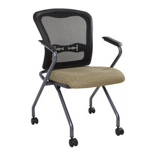 Link to Deluxe Folding Chair with Back 2-Pack Similar Items in Office & Conference Room Chairs