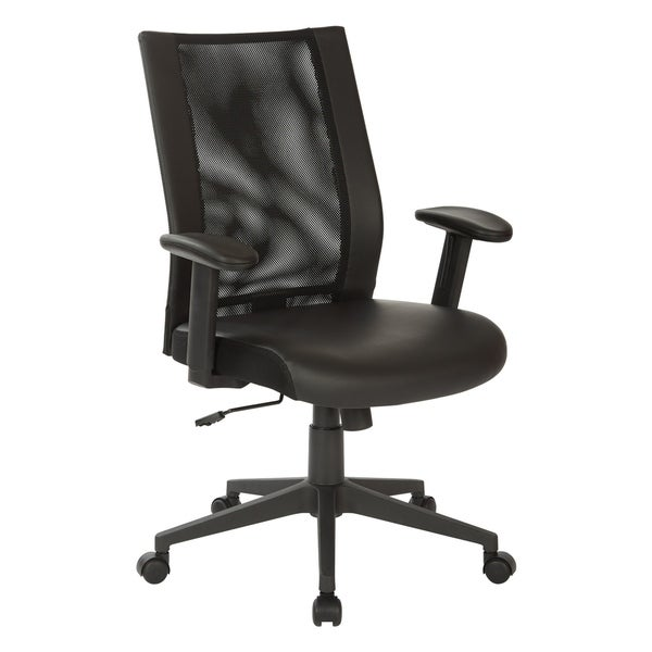 Woven Mesh Back Office Chair