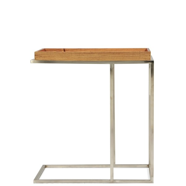 "Finley End Table - 23.00""w x 13.50""d x 25.25""h"