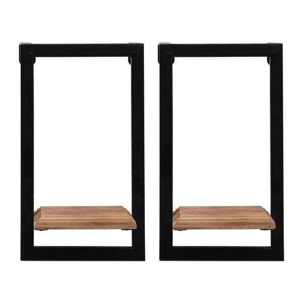 Stratton Home Decor Set of Mini Shelves - N/A