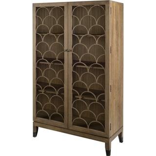 Mercana Kai Brown Mango Wood Cabinet