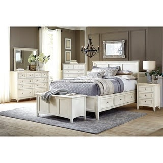 Simply Solid Loomis Solid Wood 5-piece Bedroom Collection