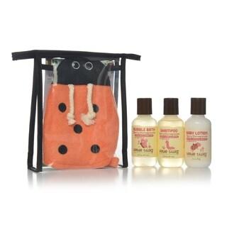 Little Twig Berry Pomegranate Ladybug Travel Basics Set (Pack of 6)