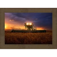 Heartland Framed Canvas Wall Art