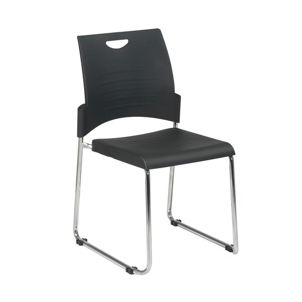 Straight Leg Stack Chair