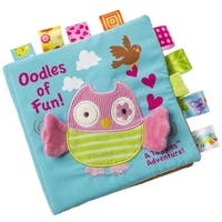 Mary Meyer Taggies Oodles Owl Soft Book