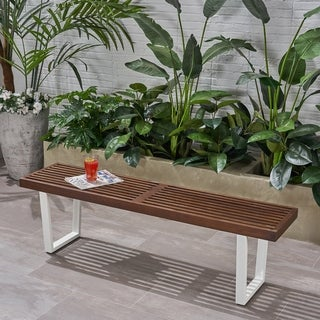 Phenomenal Buy Outdoor Benches Online At Overstock Our Best Patio Andrewgaddart Wooden Chair Designs For Living Room Andrewgaddartcom