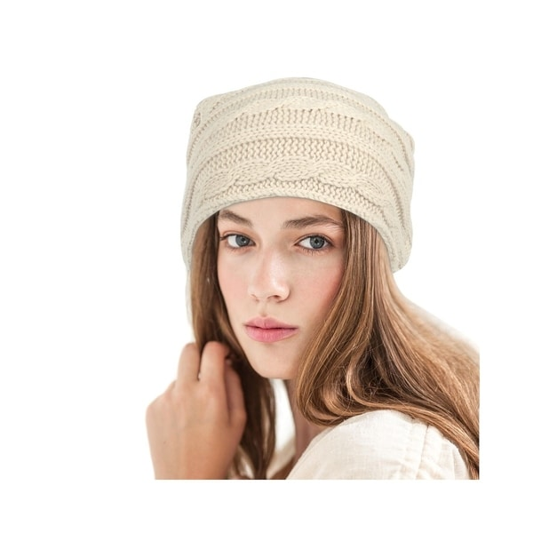 Unisex TAP SNAP OR NAP Knitted Cap 100/% Acrylic Winter Beanies Cap
