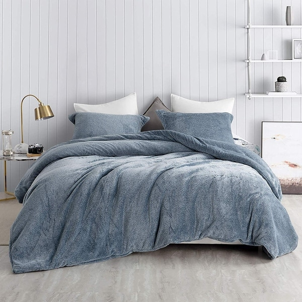 shop coma inducer twin xl duvet cover ub jealy nightfall navy free shipping today. Black Bedroom Furniture Sets. Home Design Ideas