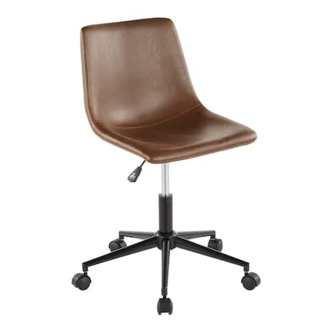 Copper Grove Omurtag Industrial Task Chair