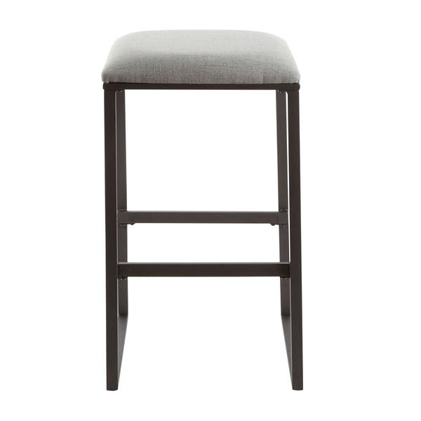 Outstanding Shop Beau 29 Inch Square Backless Bar Stool On Sale Free Gmtry Best Dining Table And Chair Ideas Images Gmtryco