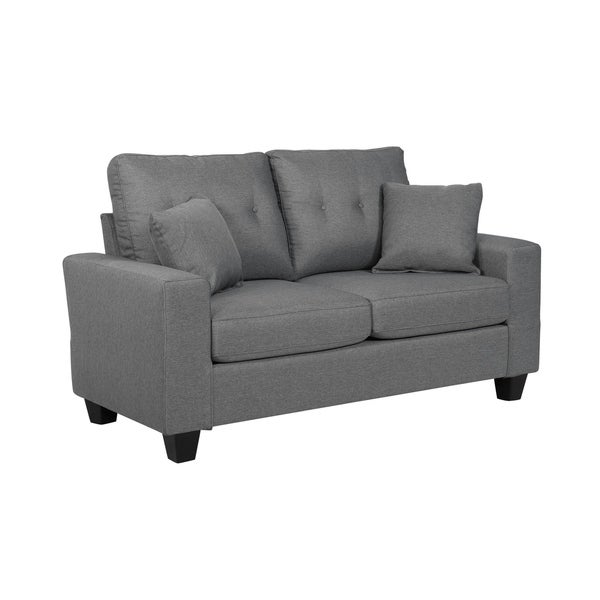 Heights Stationary Loveseat