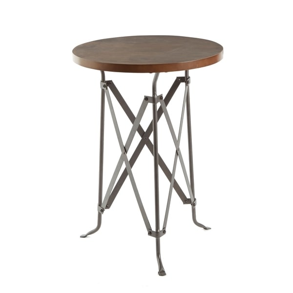 Oliver Tripod Accent Table