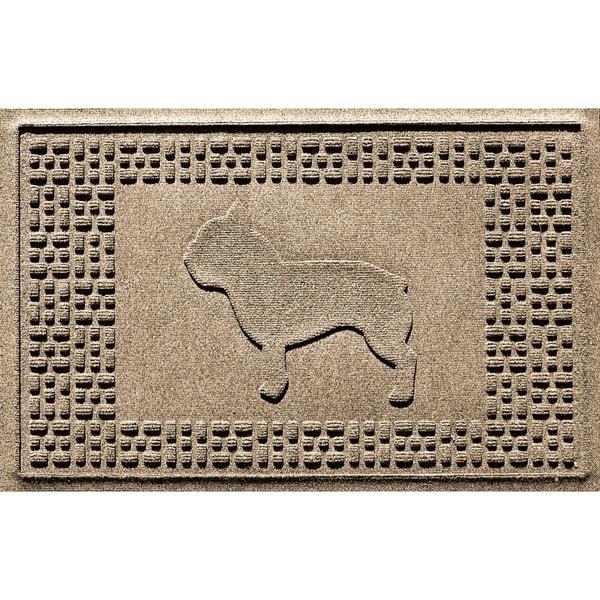 French Bulldog 2x3 Doormat