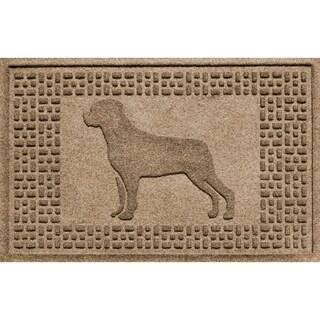 Rottweiler 2x3 Doormat