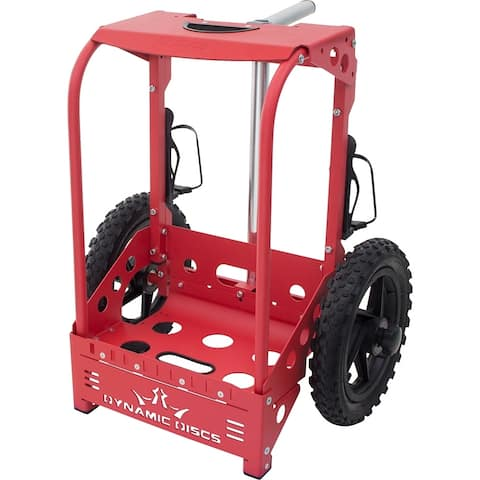 Dynamic Discs Backpack Cart by ZUCA - Red