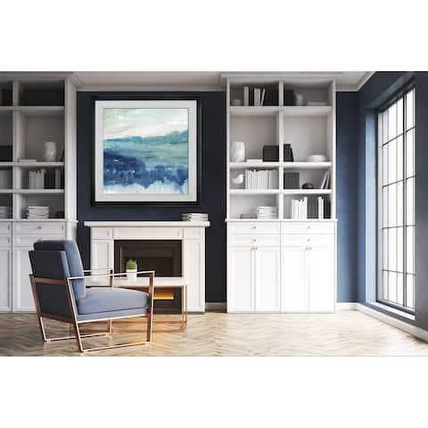 Sea Swell II -Framed Giclee Print