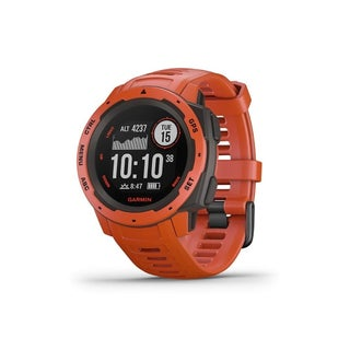 Garmin Instinct Rugged Outdoor Watch