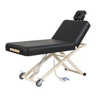 Sierra Comfort Adjustable Back Rest Electric Lift Massage Table