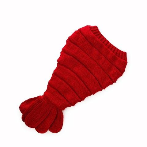 Handmade Lobster Snuggly Baby Blanket (Kyrgyzstan)