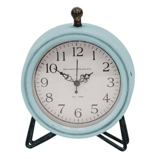 Stratton Home Decor Dixie Table Clock